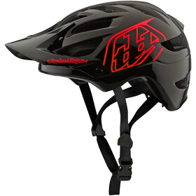 Troy Lee Designs A1 Helmet Youths drone/black/red